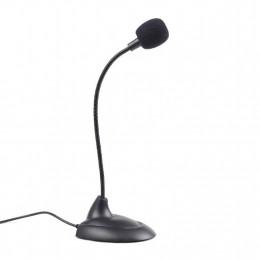 Microfoon met flexibele nek...