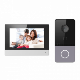 Video-deur telefoonset  (...