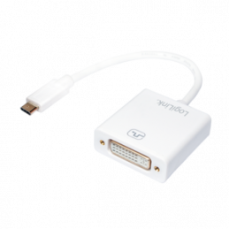LogiLink usb-c to DVI...