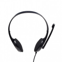 Headset zwart-rood  (...
