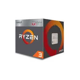AMD Ryzen 3 2200G processor...