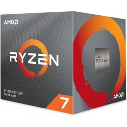 AMD Ryzen 7 3800X processor...