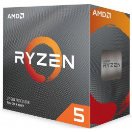 AMD Ryzen 5 3600 processor...