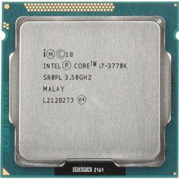 Intel Core i7-3770 3.4GHz...